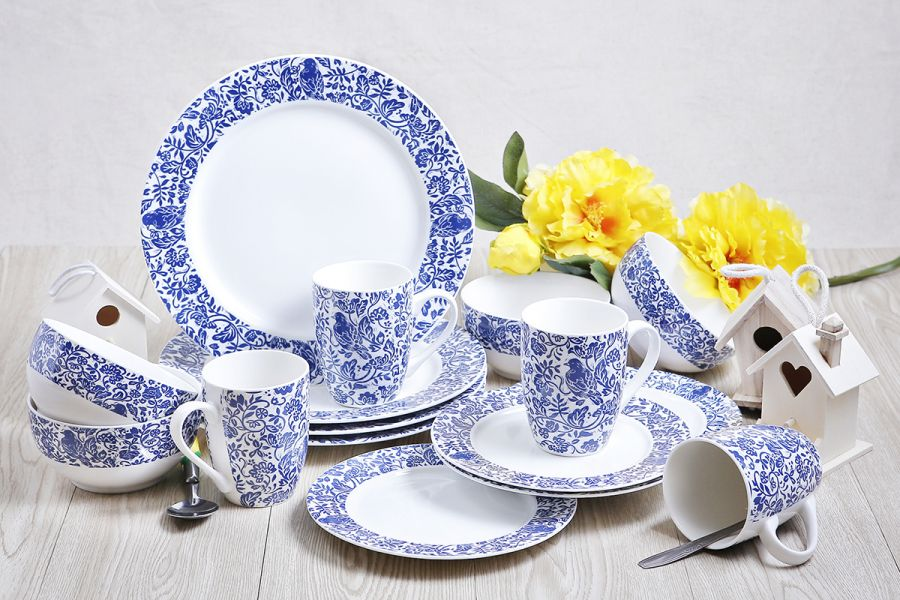 Blue Bird Tableware 3