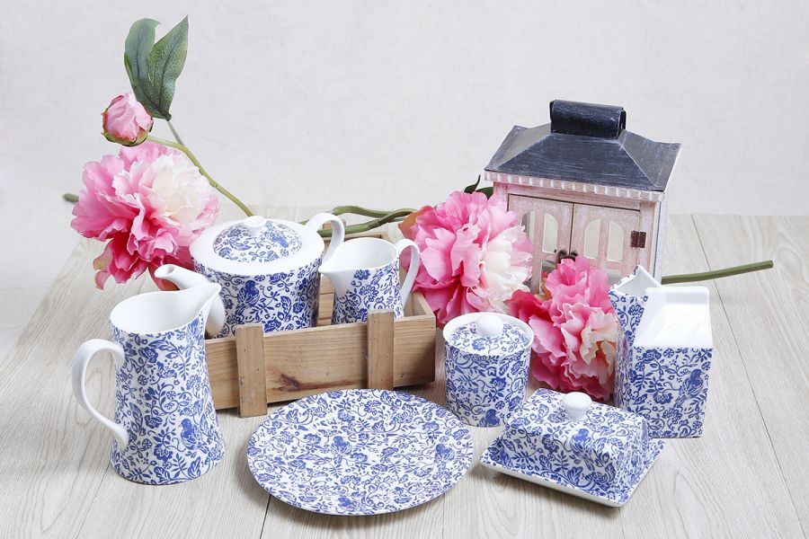 Blue Bird Tableware 1