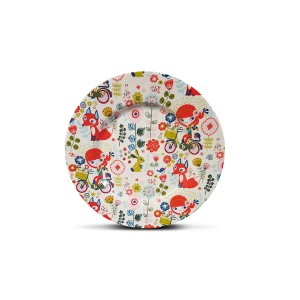 27 cm Round Plate
