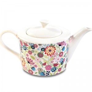 4 cup teapot
