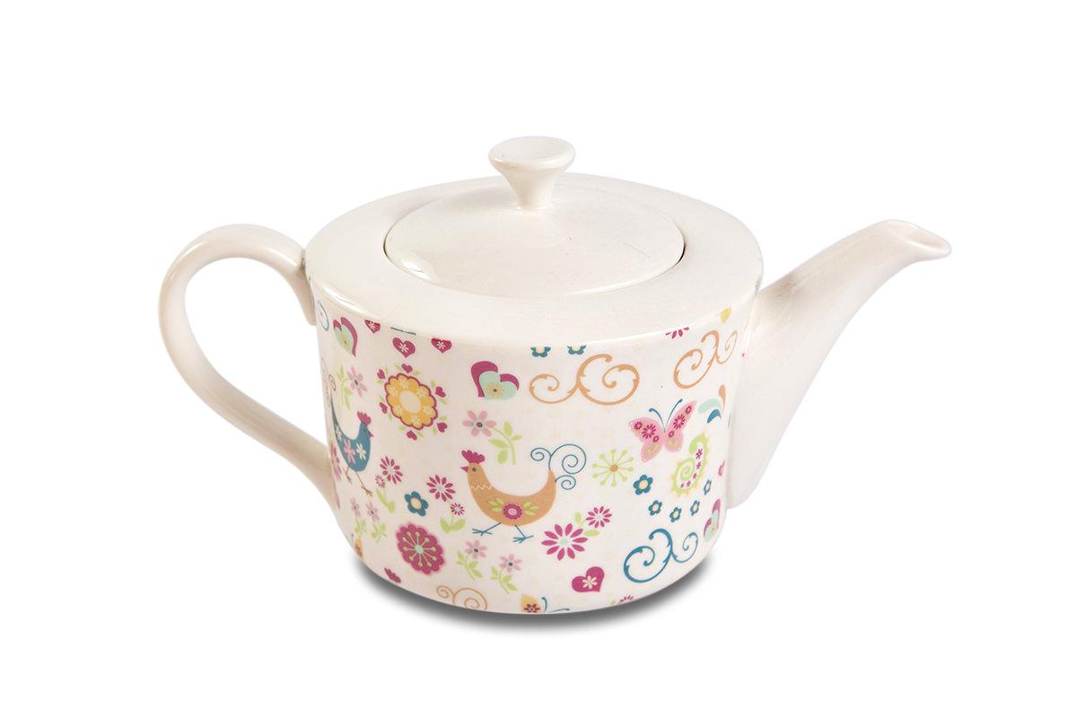 4 Cup Teapot