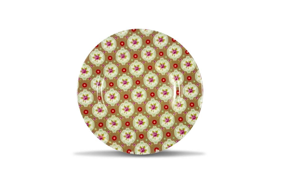 51920 cm round plate - BUDS