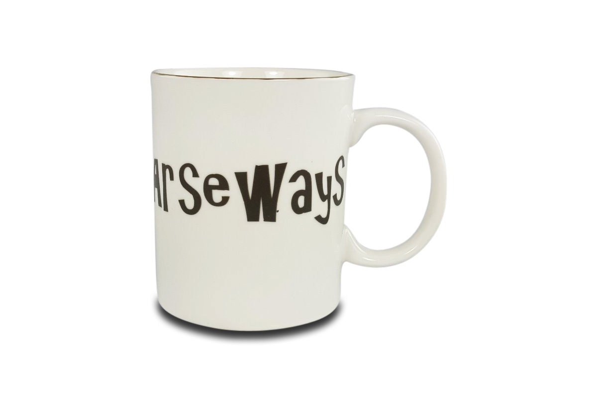 Arseways Mug
