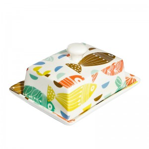 Butter Dish Medium