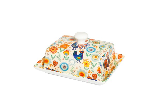 Butter Dish Medium A