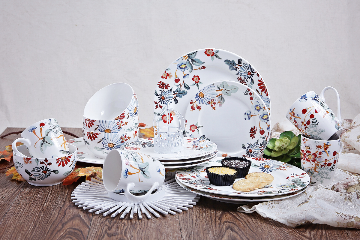Looks Like Daisy Set & New in 2017 \u2013 Tableware Sets » Irish Pottery Gift Shop | Novelty ...