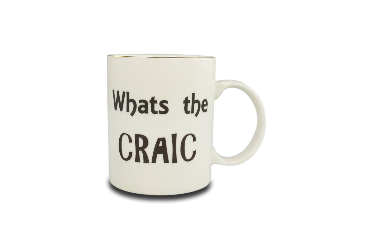 What's The Craic Mug